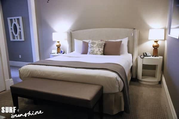 Hotel Del Coronado Marilyn Monroe Room