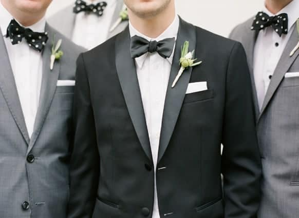 Stylish and Trendy Groomsmen Attire