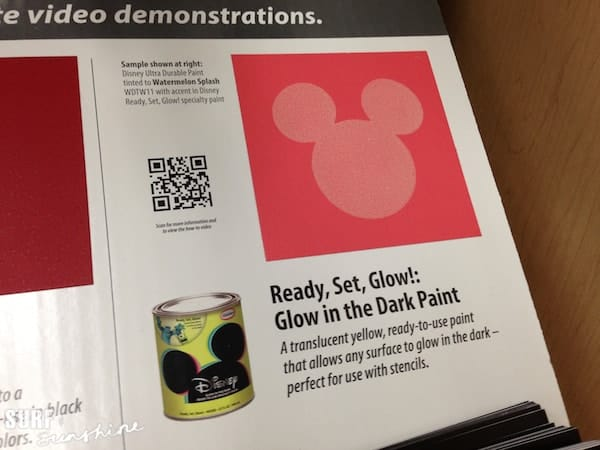 Glidden Disney Paint 10