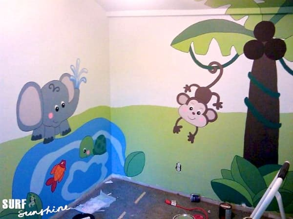 Glidden Disney Paint 4