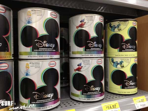 Glidden Disney Paint 8