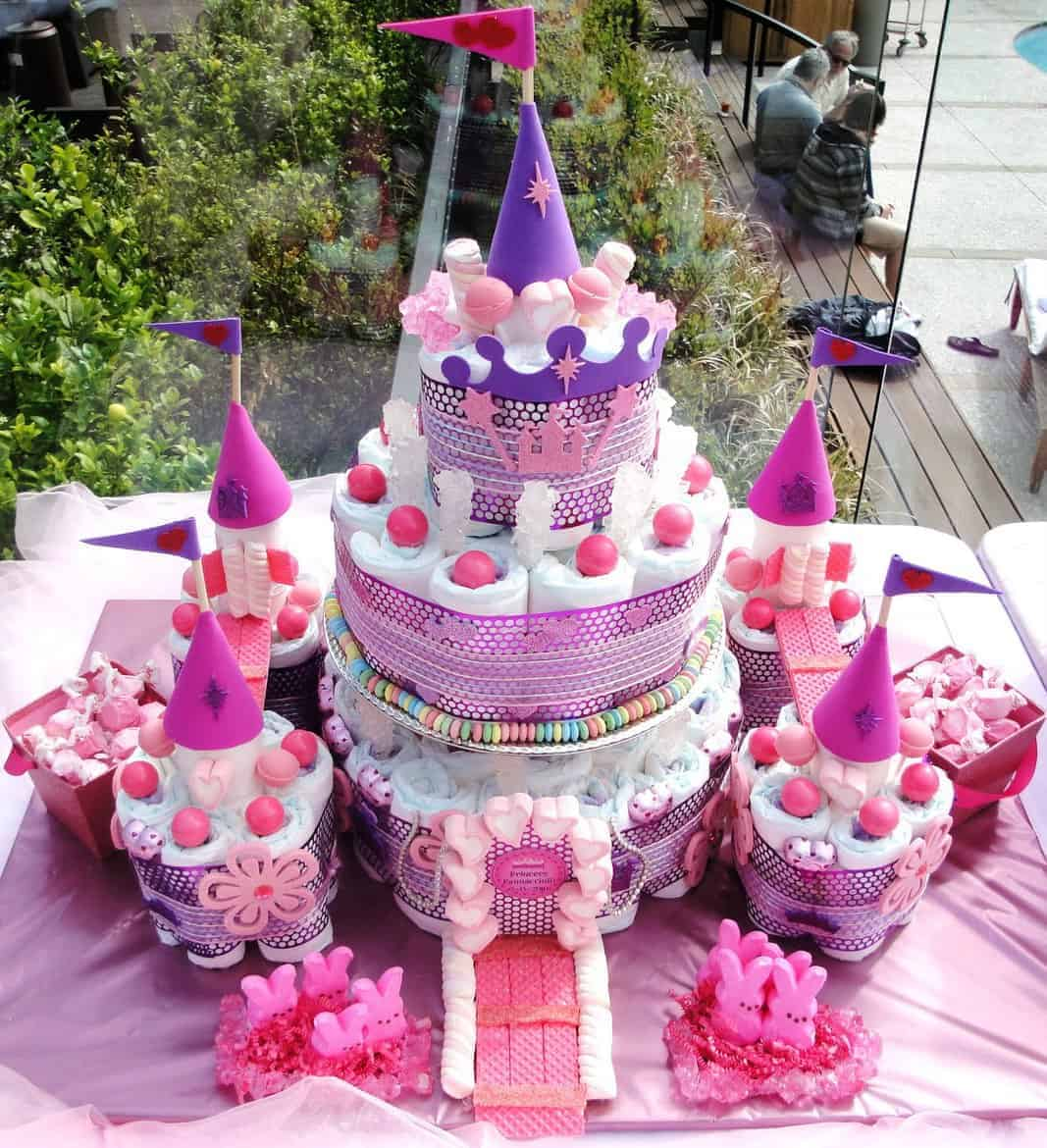 Cutest Diaper Cakes Ever