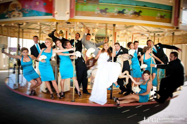 Fun and Original Wedding Party Photos