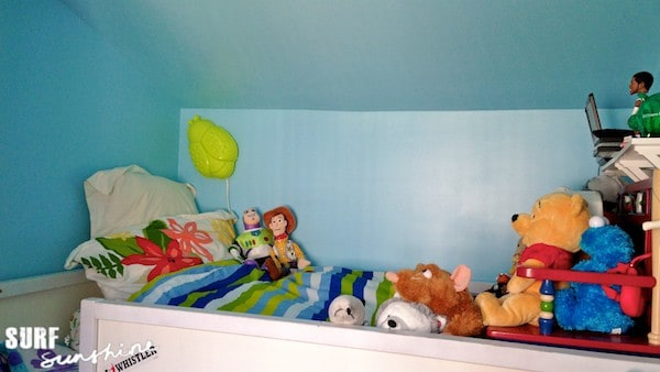 buzz lightyear themed bedroom