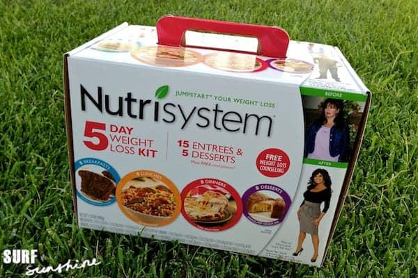 nutrisystem jumpstart kit 2