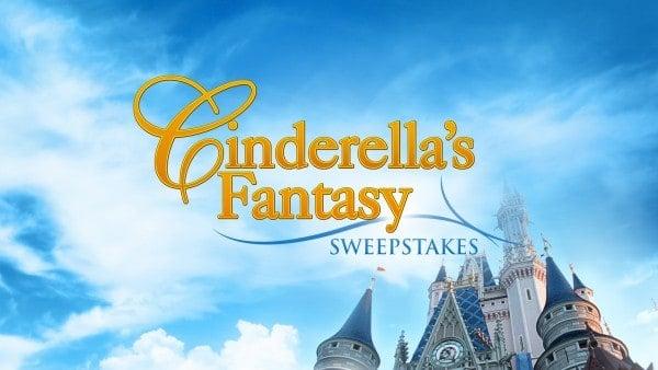 Cinderella Fantasy Sweepstakes