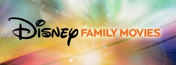 Disney Family Movies