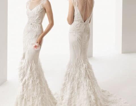 Rosa Clara 2014 Soft Collection Wedding Dresses UMA