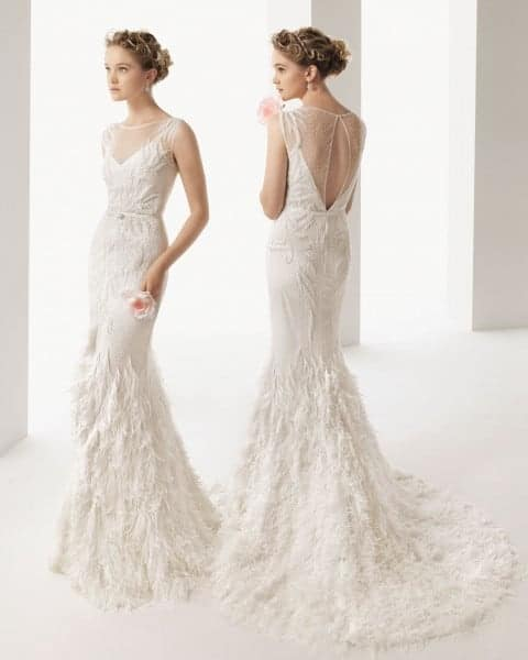 Rosa Clara 2014 Soft Collection Wedding Dresses UMA