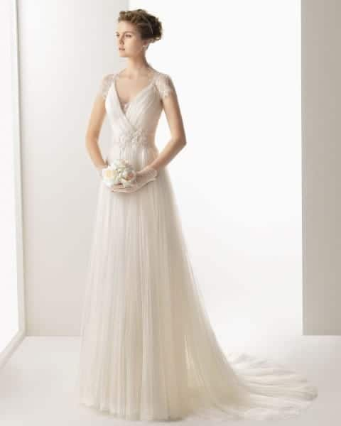 Rosa Clara 2014 Soft Collection Wedding Dresses UNAX