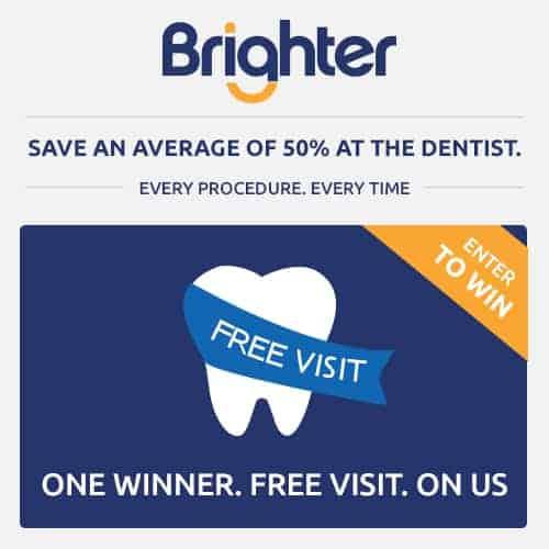 brighter dentist giveaway