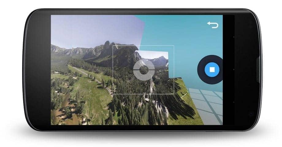 google nexus 4 photo sphere
