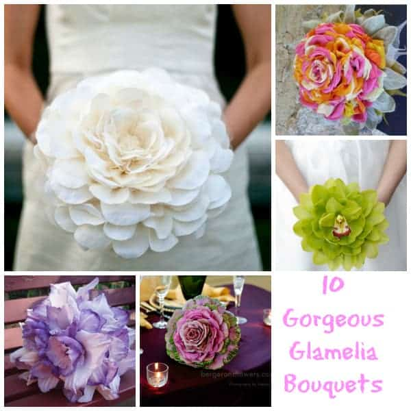 10 Gorgeous Glamelia Bouquets