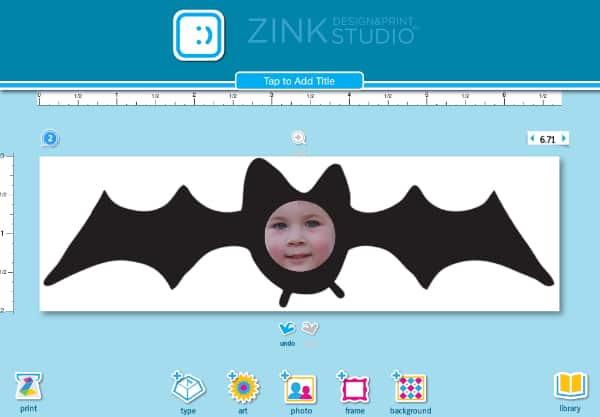 DIY Bat Family Sticker Decorations 1 (2)