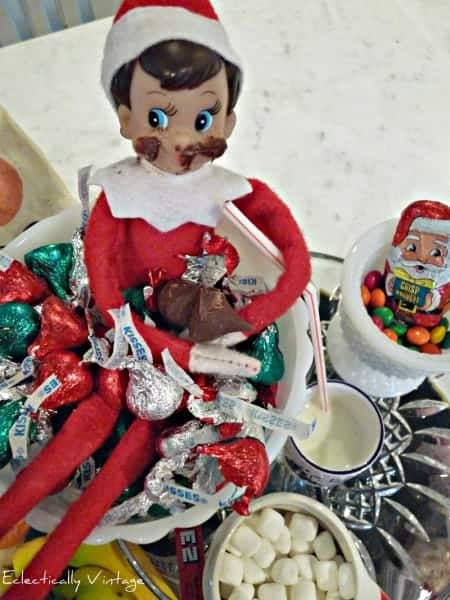 25 Fun Elf on the Shelf Ideas