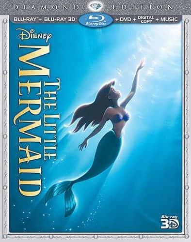 Little Mermaid Diamond Edition