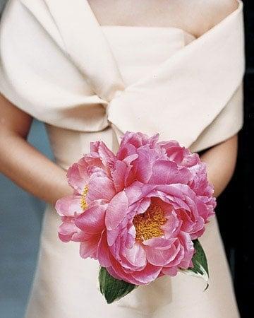 Peony Bridal Boquet 2