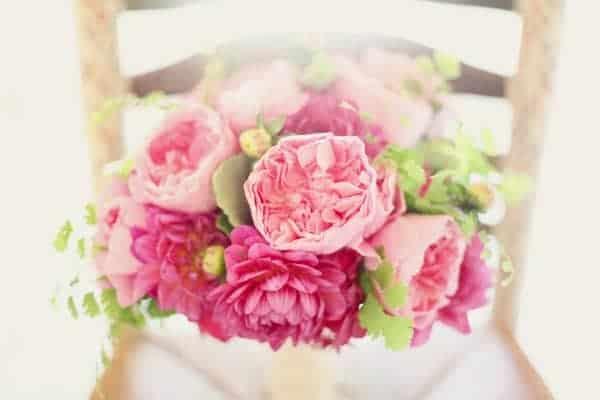 Peony Bridal Boquet 3