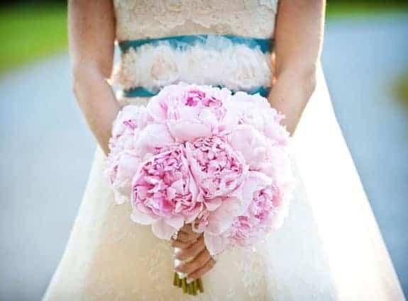 Peony Bridal Boquet 4