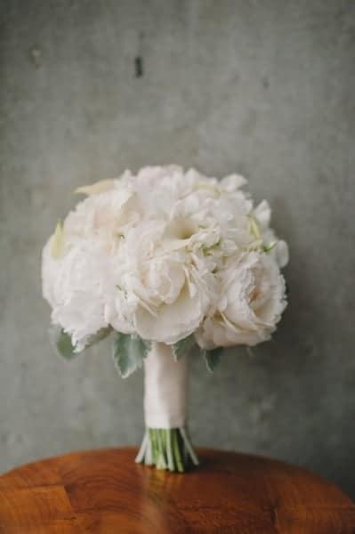 Peony Bridal Boquet 8