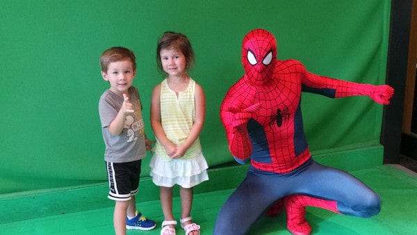 spiderman at universal studios orlando