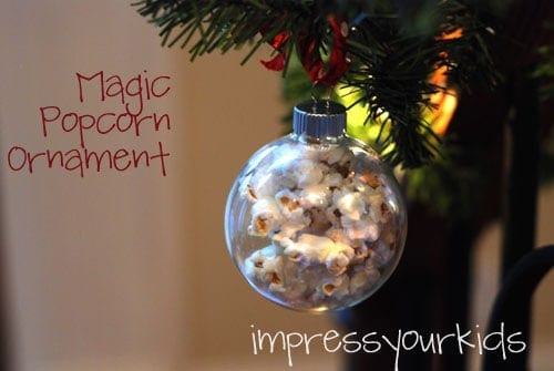 11 Unique Thing To Do With Popcorn For Christmas