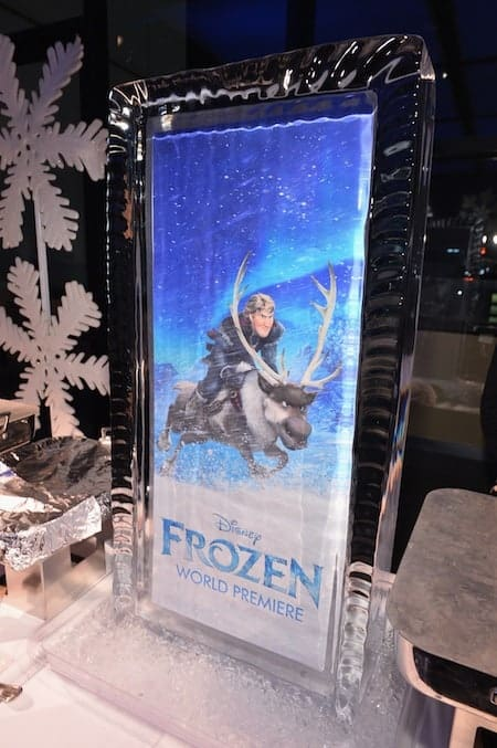 "The World Premiere Of Walt Disney Animation Studios' ""Frozen"" - After Party"