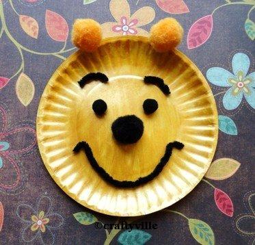 Winnie the Pooh Craft