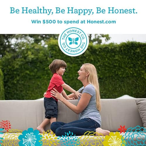 honest company sweepstakes