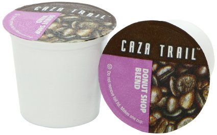 caza trail donut shop blend
