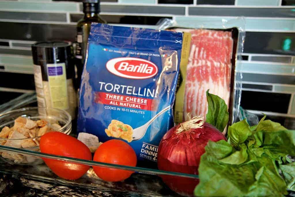 easy three cheese tortellini alla checca recipe 1