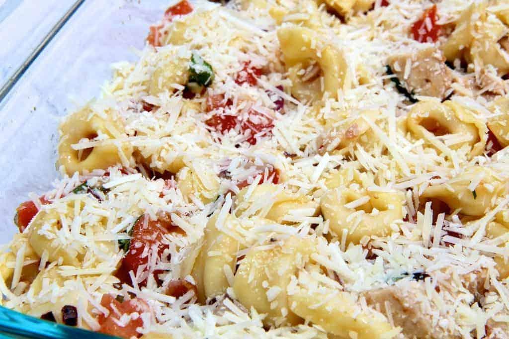 easy three cheese tortellini alla checca recipe 5