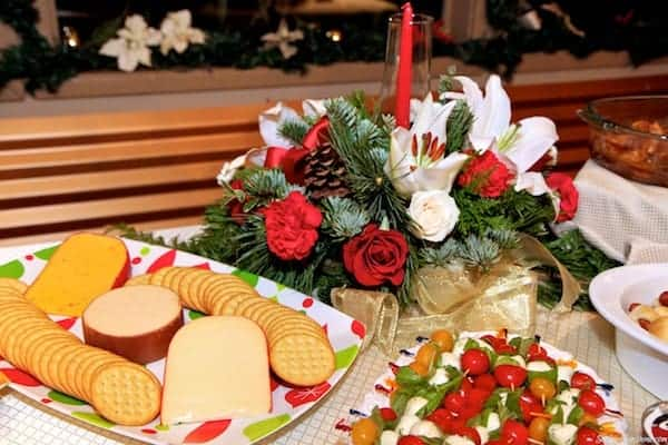 holiday centerpiece 3