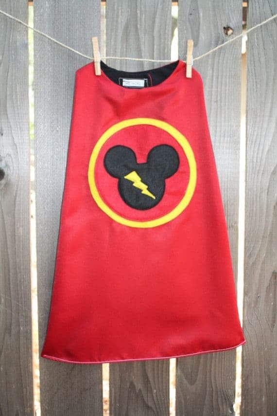 super mickey cape