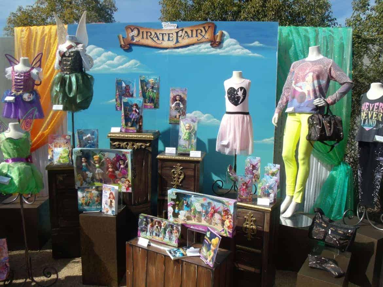 Pirate Fairy Merchandise