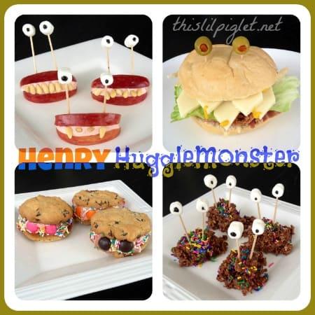 Henry Huggle Monster Party 1