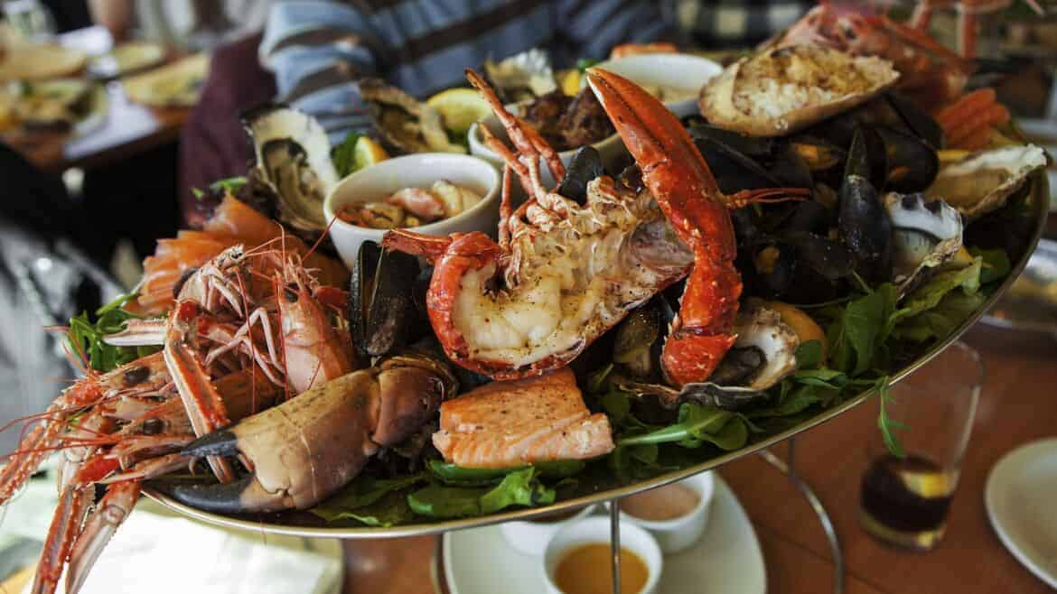 lobster and seafood platter - 3 American Cities to Add To Your Travel Bucket List