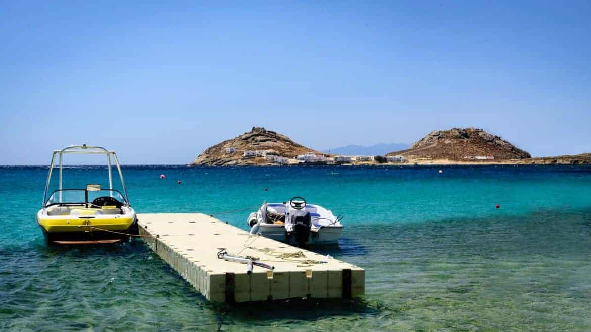 why visit mykonos greece