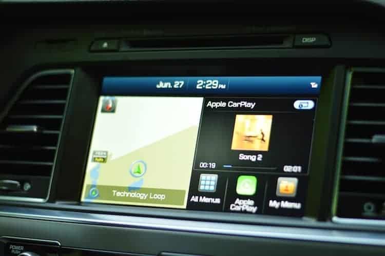 2015 Hyundai Sonata 1