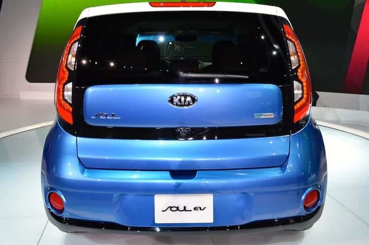 2015 Kia Soul EV 2