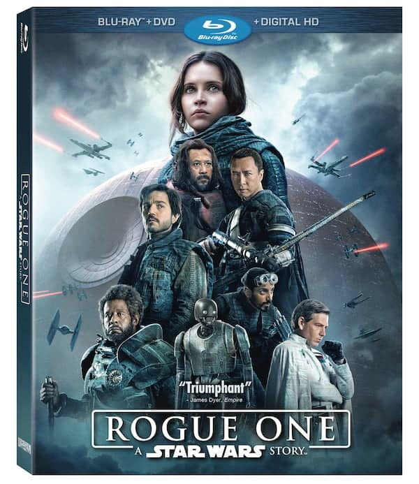 Rogue One  A Star Wars Story Print Blu ray Beauty Shot   Worldwide 6 75 - Rogue One: A Star Wars Story Gives Hope