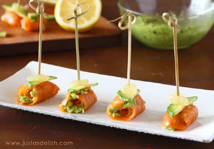 summer wedding appetizer recipes