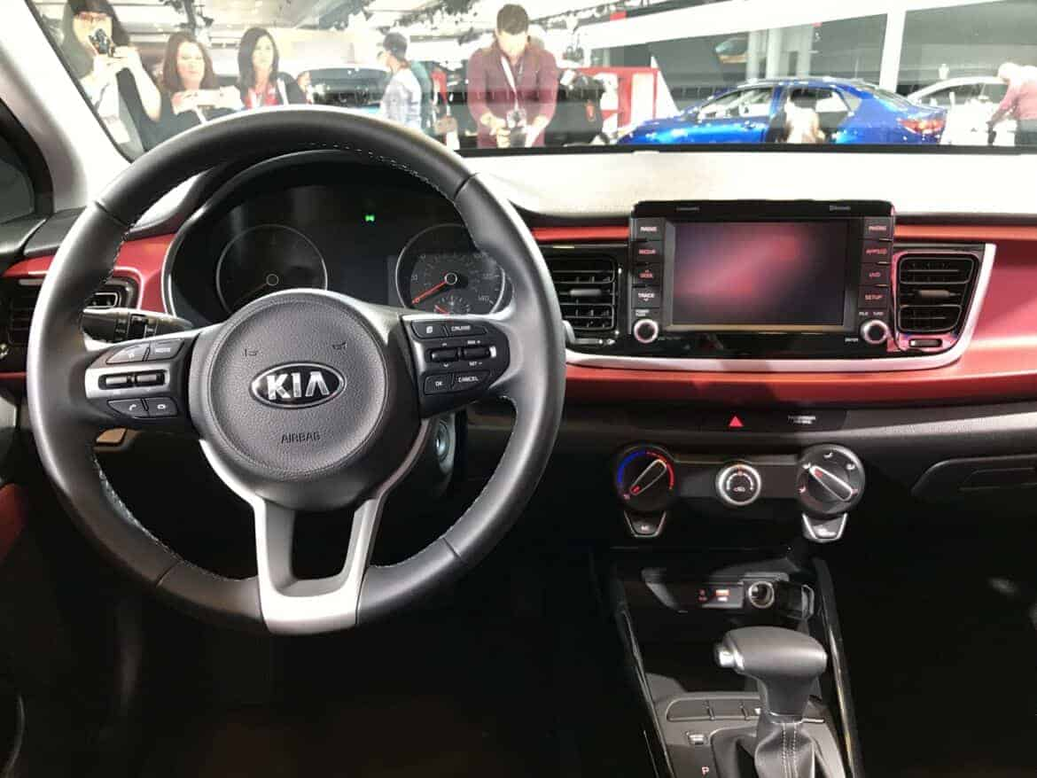 Photo Apr 12 12 08 56 PM - The 2018 Kia Rio is Stepping Out at the New York Auto Show