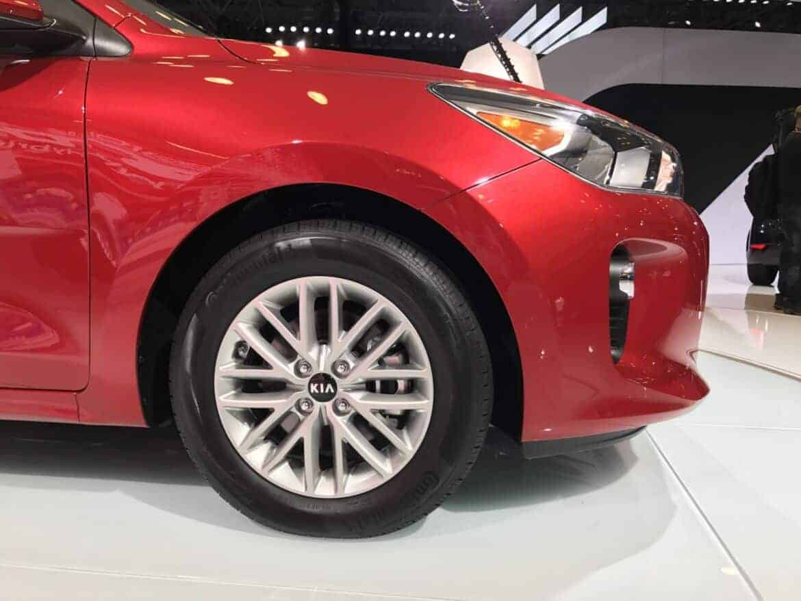 Photo Apr 12 12 09 47 PM - The 2018 Kia Rio is Stepping Out at the New York Auto Show