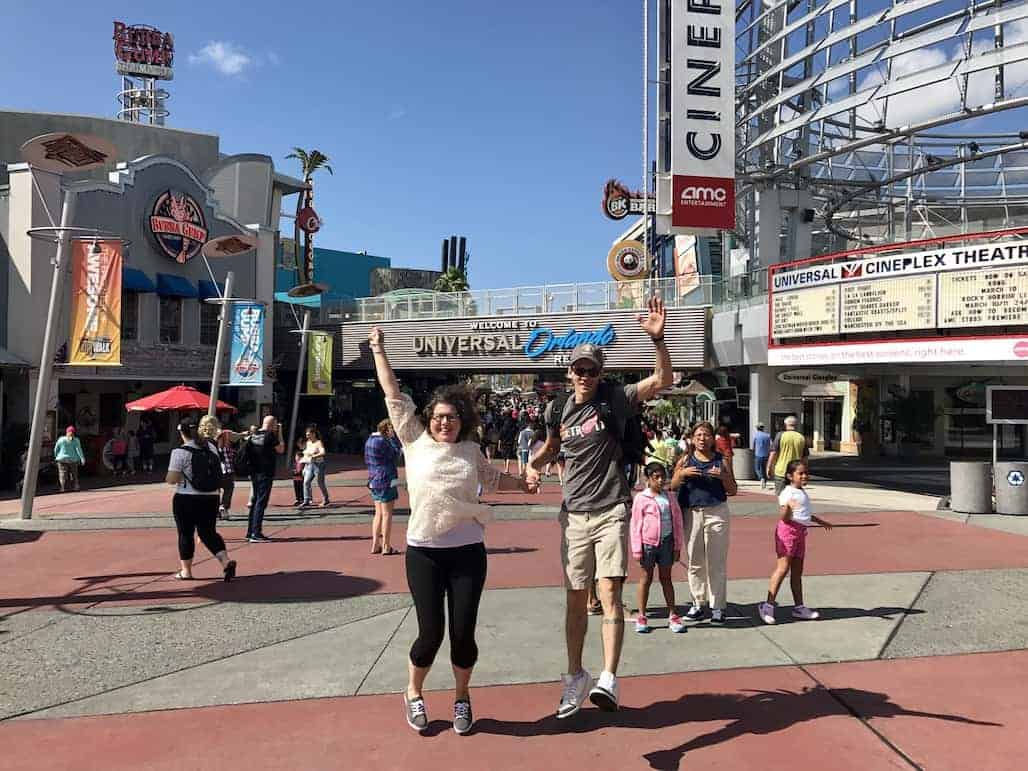 Universal Orlando WITHOUT Kids