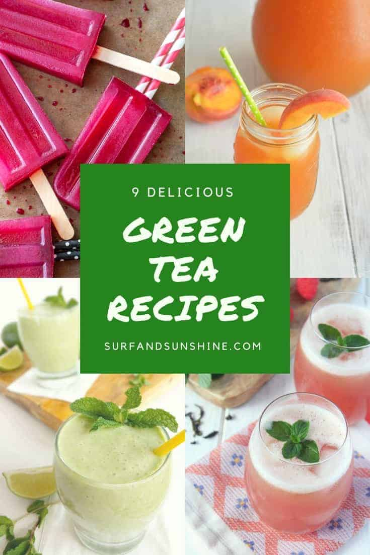 schoolsnacks - Green Tea Benefits Plus 9 Delicious Recipes You Need to Try