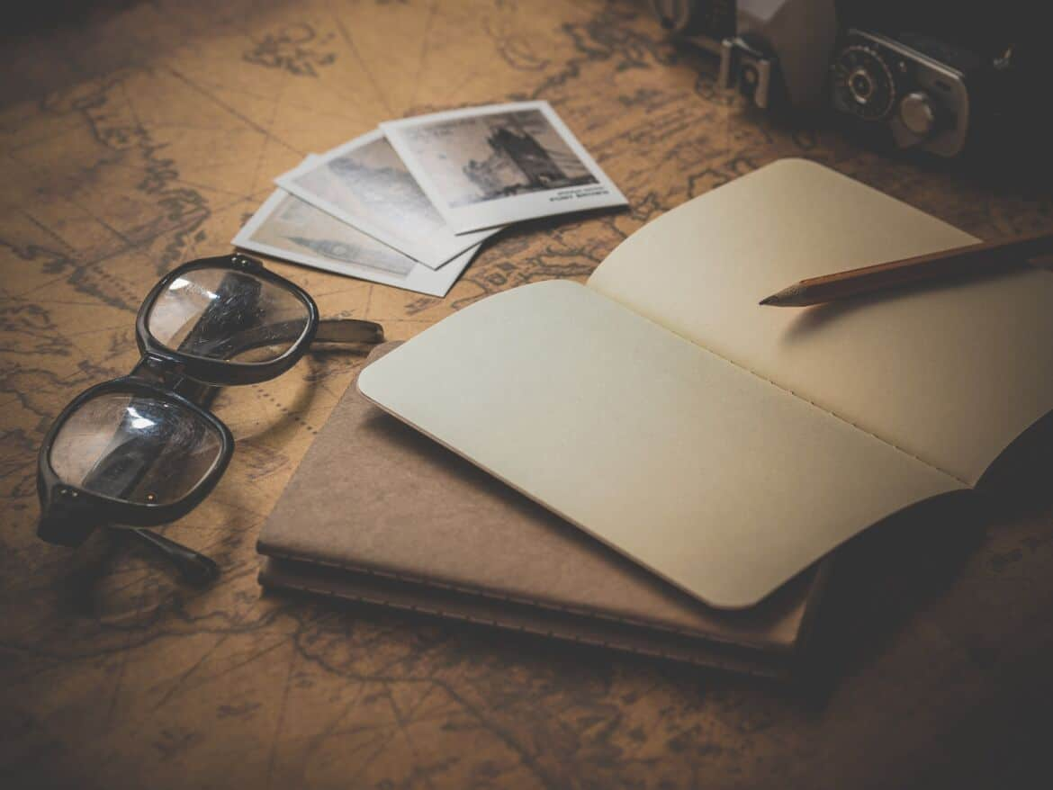 Travel Journal - 30 Essential Pro Travel Tips to Make the Most of Your Vacation