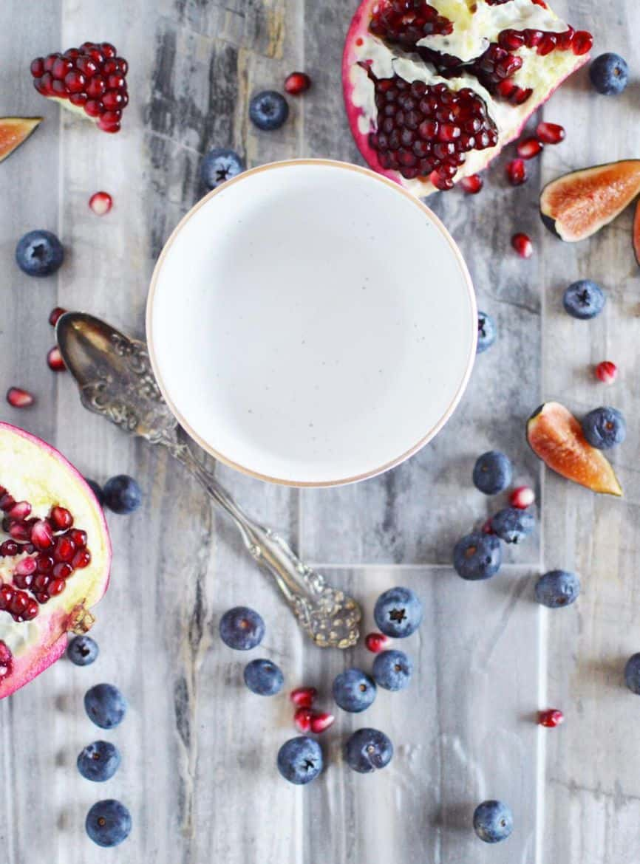 antioxidant rich recipes