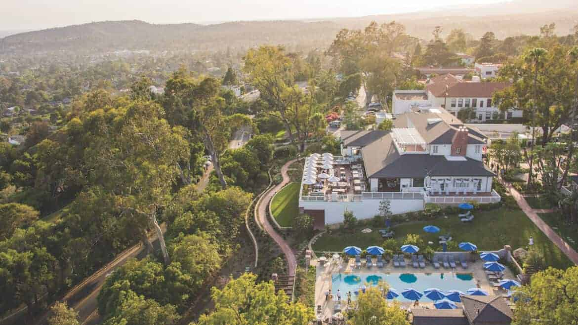 Belmond El Encanto Santa Barbara Weekend Ideas