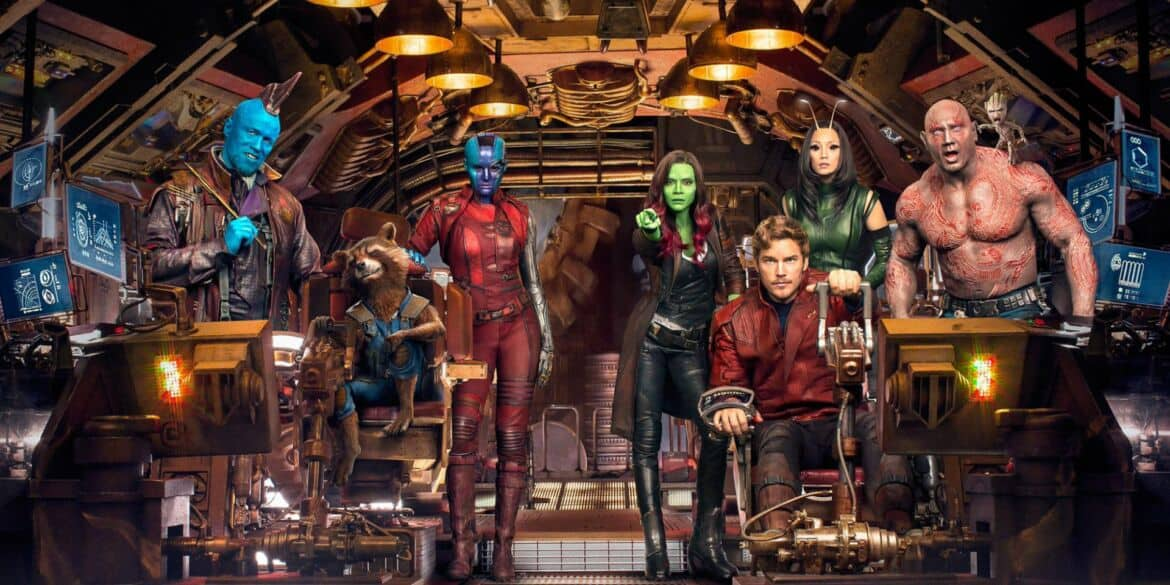 Guardians of the Galaxy Halloween Costume Ideas